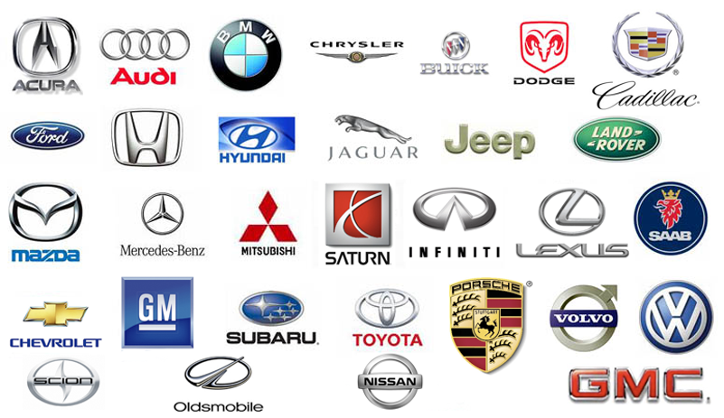 Car Brand Names >> Car Companies In India